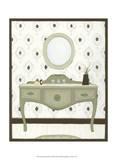Parisian Bath II Poster by Erica J. Vess