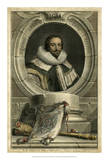 Houbraken Portrait IV Giclee Print by J. Houbraken
