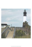 Tybee Lighthouse II Posters by Pam Ilosky