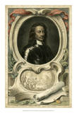 Houbraken Portrait III Giclee Print by J. Houbraken