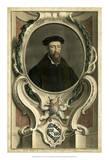 Houbraken Portrait VI Giclee Print by J. Houbraken