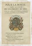 Embellished Bookplate VIII Giclee Print