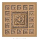 Terra Cotta TIle IV Giclee Print by  Vision Studio