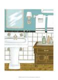 Classic Bath II Plakater af Chariklia Zarris