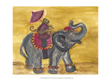 Delhi Parade I Prints by Lisa Choate