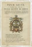 Embellished Bookplate VI Giclee Print