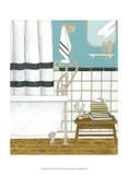 Classic Bath I Posters by Chariklia Zarris