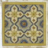 Florentine Tile IV Giclee Print
