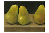 Pear Study Posters by Tim O'toole