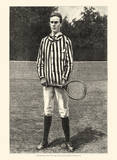 Harper's Weekly Tennis III Prints