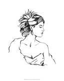 Elegant Fashion Study III Giclee Print by Ethan Harper