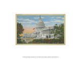 Capitol Building, Washington, D.C. Prints