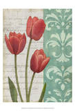 Red Tulips Prints by matt patterson