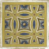 Florentine TIle I Giclee Print