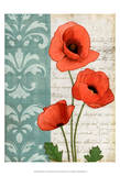 Red Poppies Poster by matt patterson