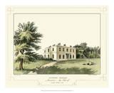 Lancashire Castles I Giclee Print by C.J. Greenwood