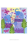 Elephant Sunshine Prints by Kim Conway
