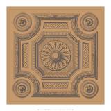 Terra Cotta Tile III Giclee Print by  Vision Studio