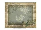 Vintage Memories I Plakater af Jennifer Goldberger