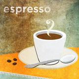 Espresso Prints by Donna Slade