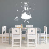 Fairytale Princess Wall Decal