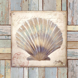 Beach Shell I Prints by Elizabeth Medley
