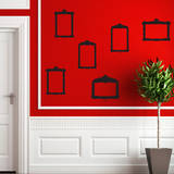 Frame This (x6) Wall Decal