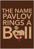 Pavlov Prints by  Snorg Tees