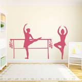 Bella Ballerina Wall Decal