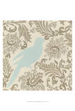 Island Tapestry I Prints by Erica J. Vess