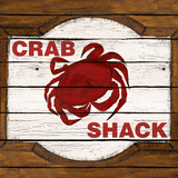 Crab Shack Plakaty autor Gina Ritter