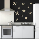Stunning Starfish, Large(x12) Wall Decal