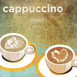 Cappuccino Posters by Donna Slade