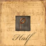 Hakimipour-ritter - Half - Reprodüksiyon
