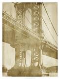 Non-Embellished Bridge Etching II Prints by Ethan Harper