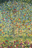 Gustav Klimt - Elma Ağacı - Tablo