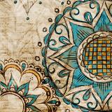 Henna Pattern II Art