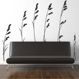 Sea Oats Wall Decal
