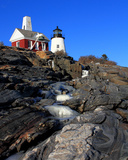 Pemaquid Point I Art by Jason Veilleux