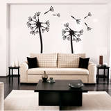 Dandelions, Large (x2) Wall Decal
