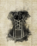 Lady Dress Art