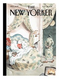 The New Yorker Cover - November 26, 2012 Giclee Print by Barry Blitt