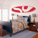 Surf's Up! Jr. Wall Decal