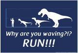 Run! Prints by Snorg Tees 