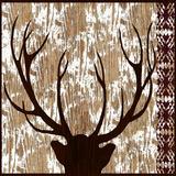 Wilderness Deer Kunst af Nicholas Biscardi