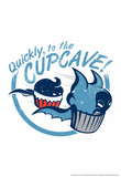 CupCave Posters by  Snorg Tees