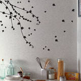 Climbing Ivy Vines Wall Decal