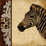 Madagascar Safari II Posters par Patricia Quintero-Pinto