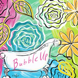 Bubble Up Art by Rebecca Lyon