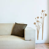 Wildflowers Wall Decal